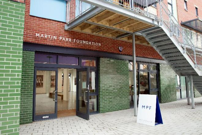 Martin Parr Foundation